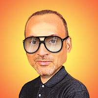 Hello, I'm Dave - front-end website developer and graphic artist