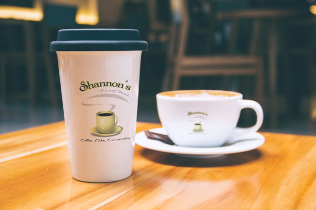 coffee cup branding, logo design, riverside, murrieta, temecula