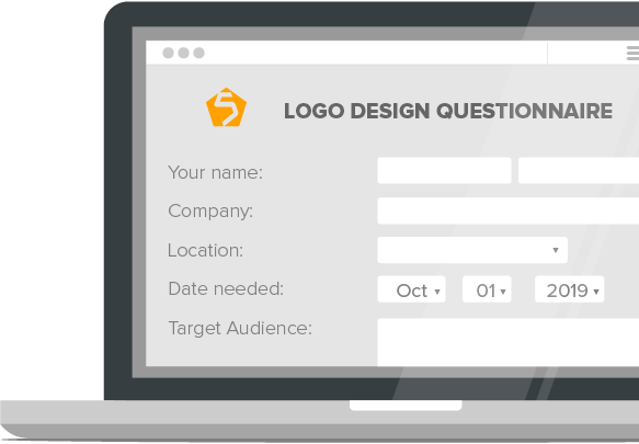 logo design questionnaire, murrieta, temecula, riverside