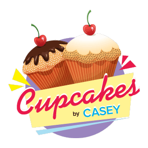 logo design food cake pastry, murrieta, riverside, temecula